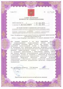 Новая лицензия 2016