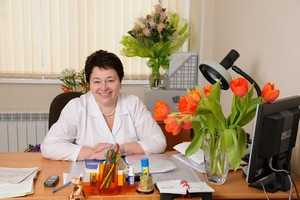 Николаева Алла Ехильевна